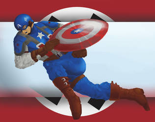 Captain America by bloodline-animation