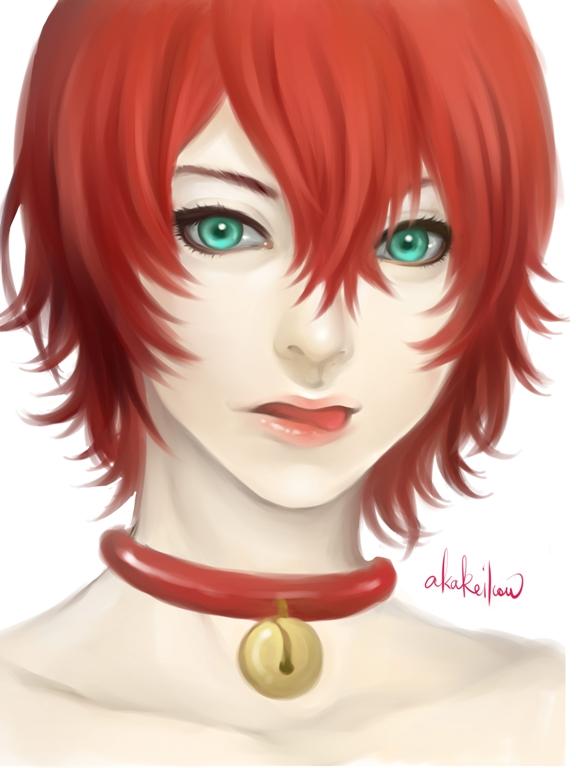 OC : Crimson by AkaReikou