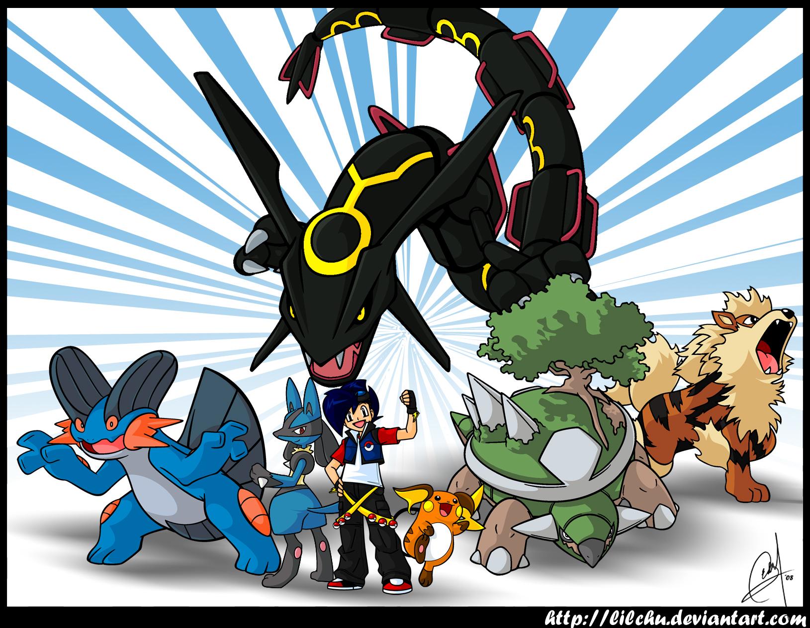 Manga __The_Pokemon_Way___by_LilChu