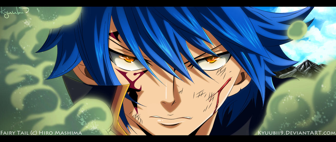 Fairy Tail 365 Jellal The Last Guard By Kyuubii9 On