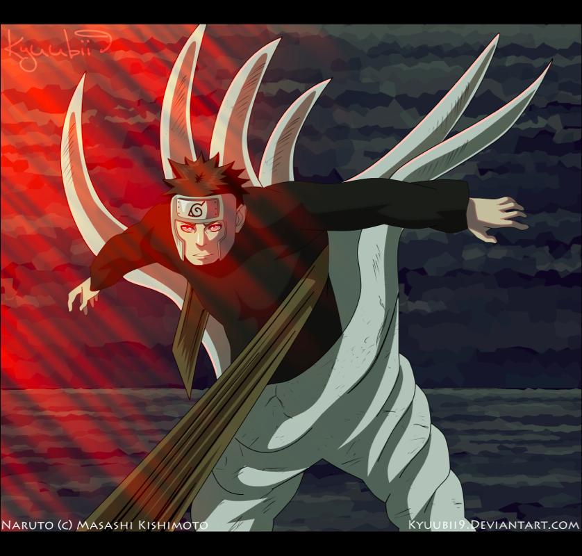 Naruto 677: WTF YAMATO ? By Kyuubii9 On DeviantArt