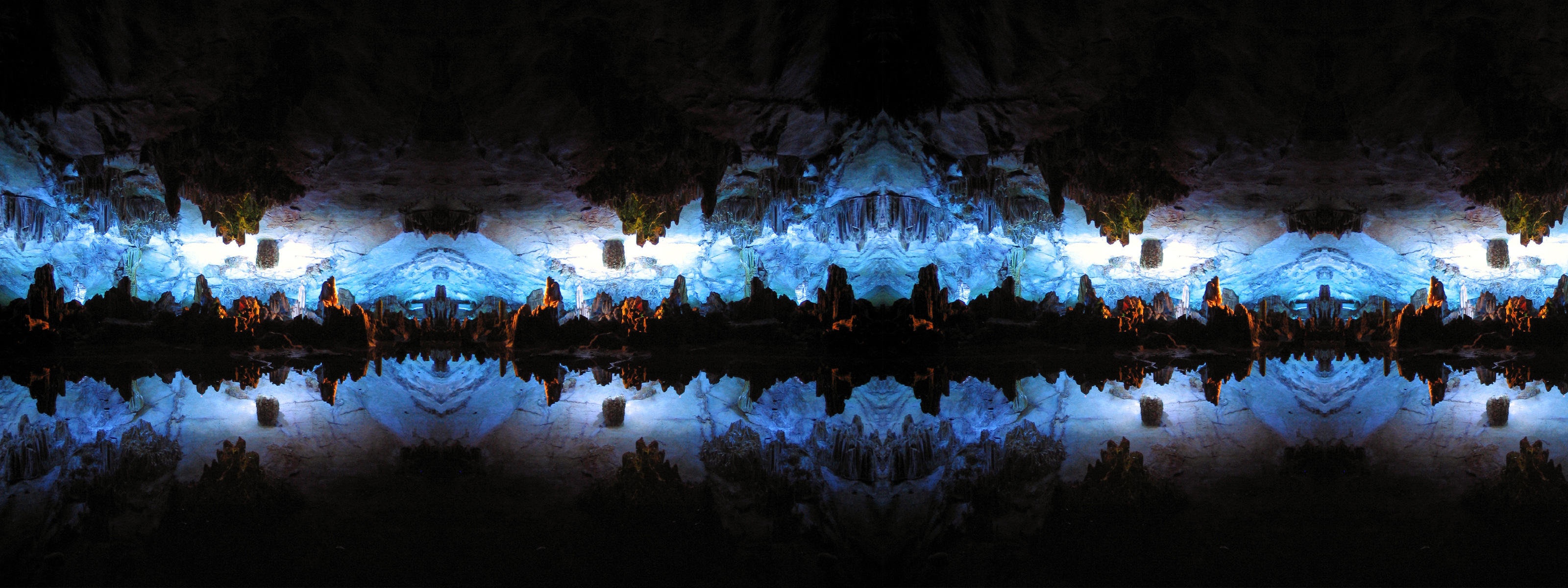 reed flute cave - MD by ether