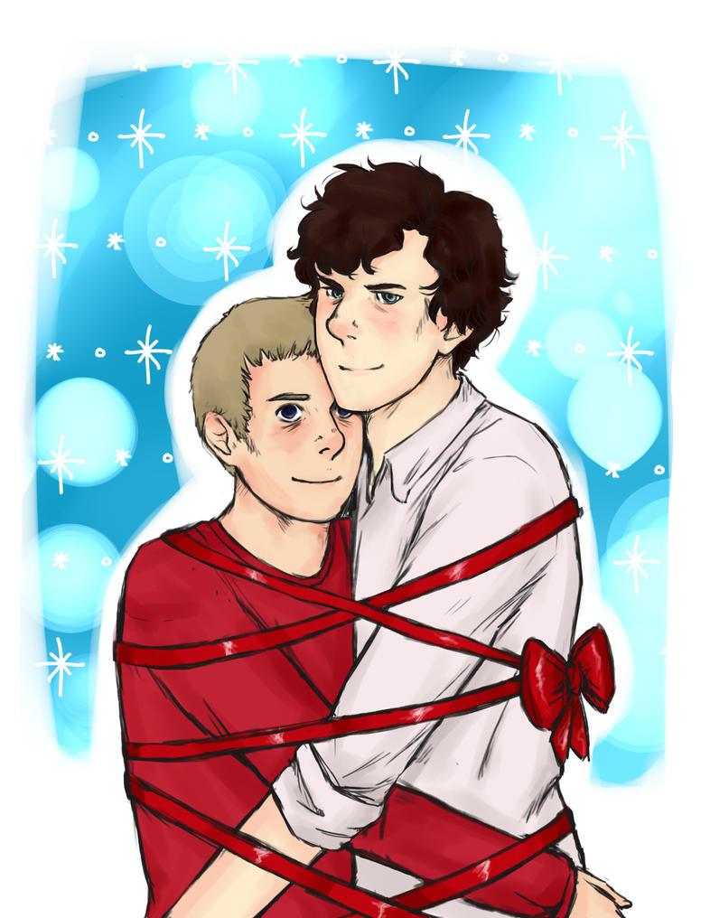 early christmas gift by Joy-niji