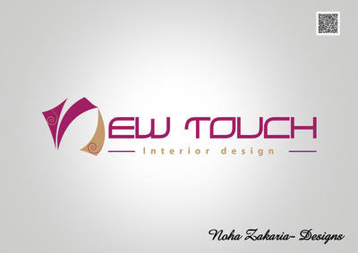 New Touch Logo by Nony11