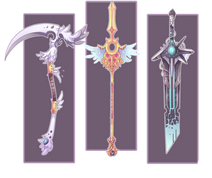 Weapon adopts 4 (CLOSED)