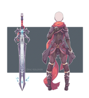 Outfit/weapon commission