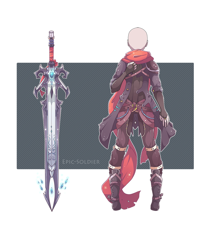 Outfit/weapon Commission By Epic-Soldier On DeviantArt