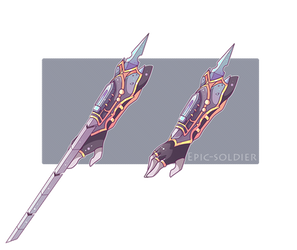 Weapon commission