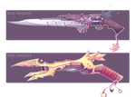 Weapon adopts 5 (CLOSED)