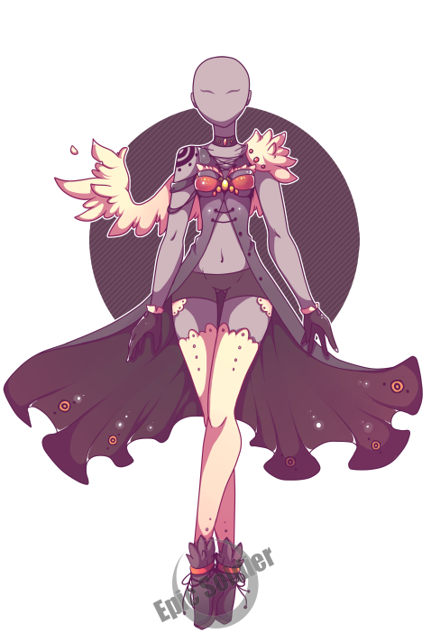Costume adoptable 17 CLOSED by Epic Sol r on DeviantArt