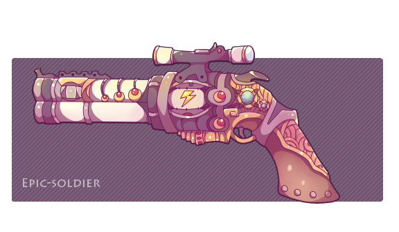 Weapon commission 7 by Epic-Soldier