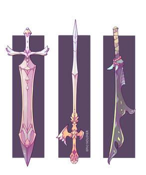 Weapon commission 17