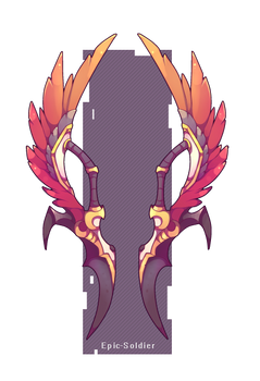 Weapon adopt 13  (CLOSED)