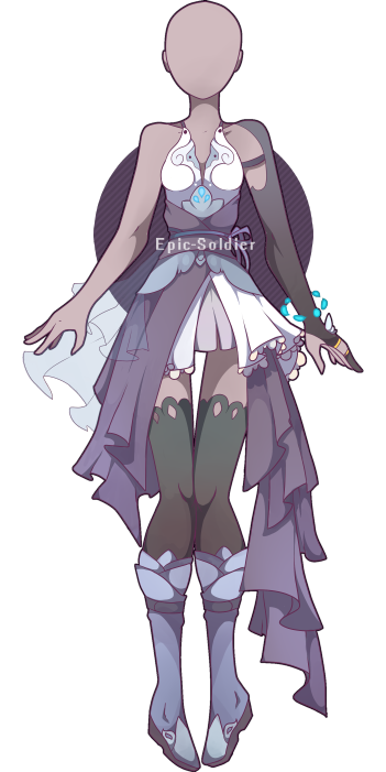 Outfit Adoptable 33 CLOSED By Epic Soldier On DeviantArt