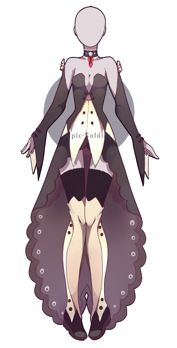 Outfit adoptable 38 CLOSED by Epic Sol r on DeviantArt