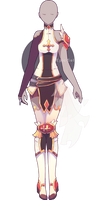 Outfit adoptable 47 (CLOSED!!)