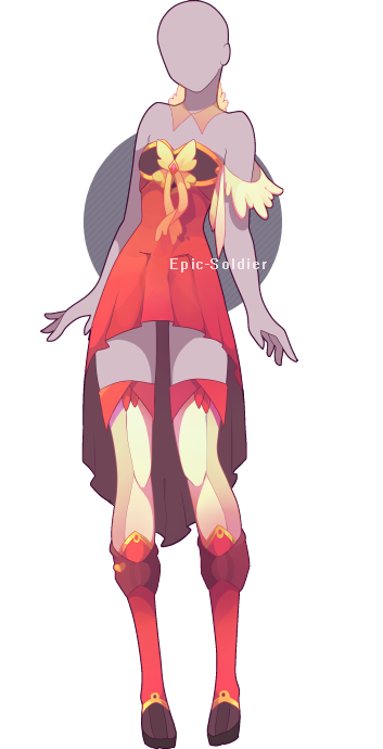 Outfit Adoptable 48 (CLOSED!!) By Epic-Soldier On DeviantArt