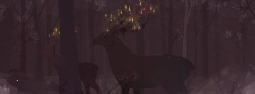 Deep woods fb cover