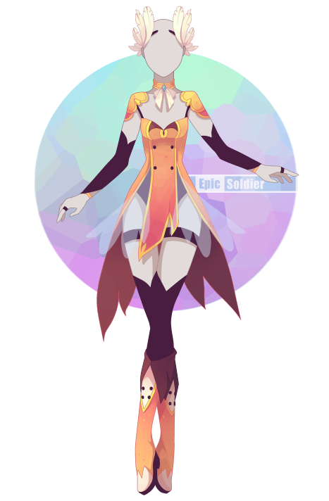 Outfit adoptable 58 (CLOSED!) by Epic-Soldier on DeviantArt