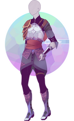 Custom outfit commission 47 by Epic-Soldier