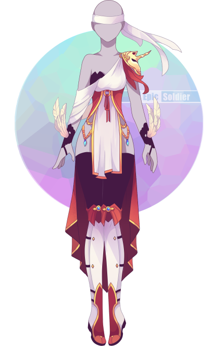 Outfit adoptable 60 CLOSED by Epic Sol r on DeviantArt