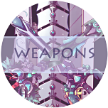 WEAPONS button