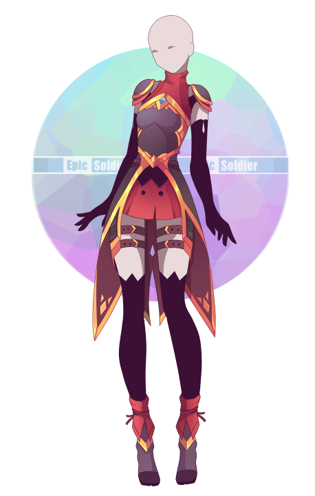 Custom outfit commission 67 by Epic-Soldier on DeviantArt
