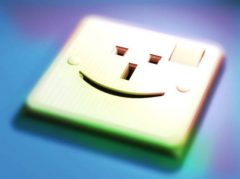 smile and switch on