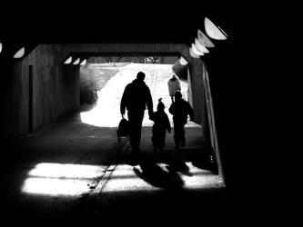 Beneath The Dark by robintheknight