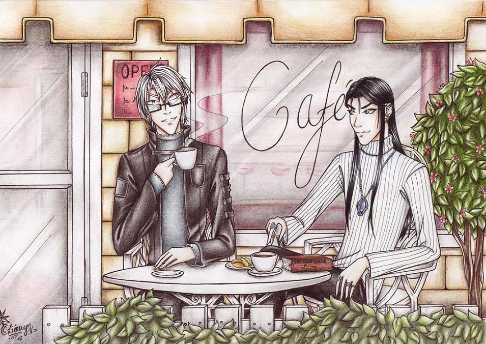 Tea For Two by Lienwyn
