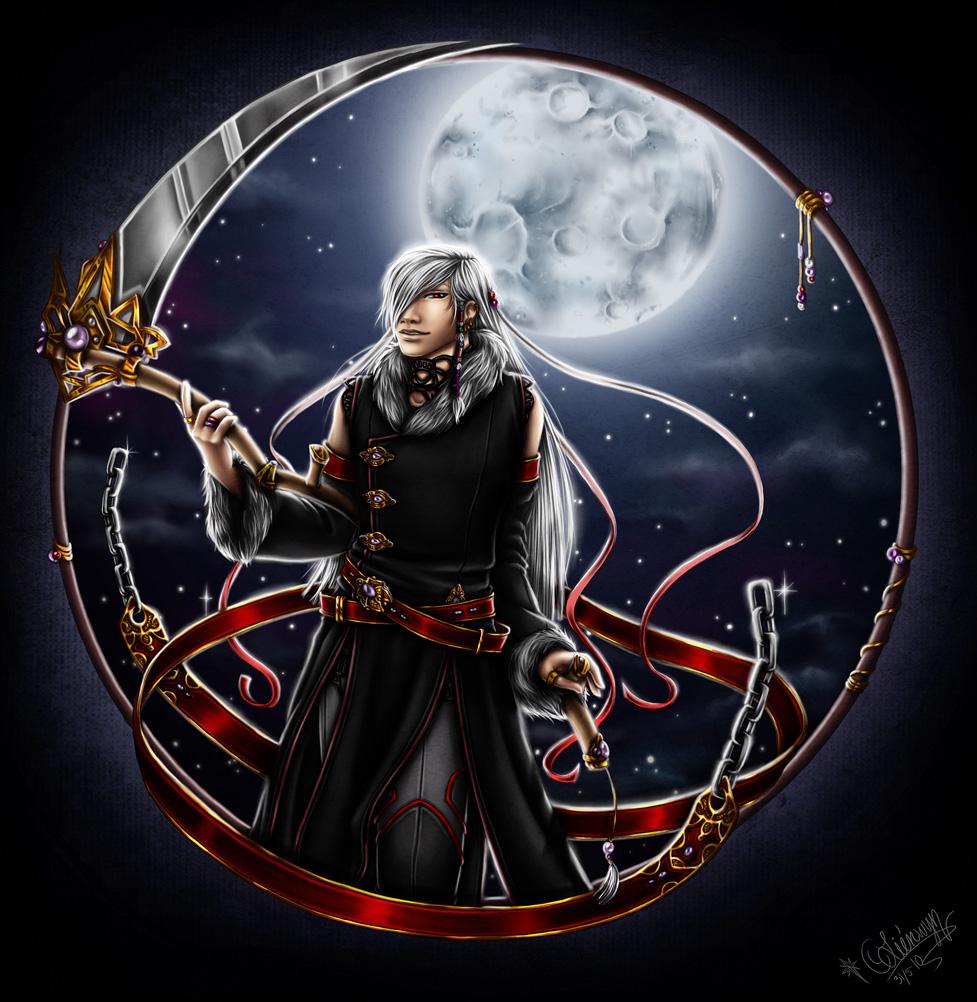 Grim Reaper by Lienwyn