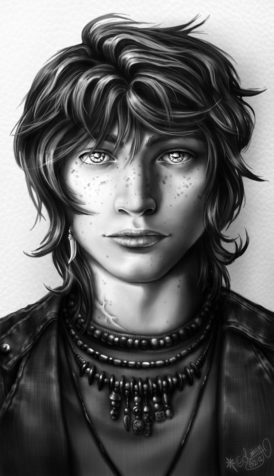 Bright Eyes by Lienwyn