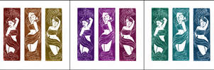 The Three Graces by Lienwyn
