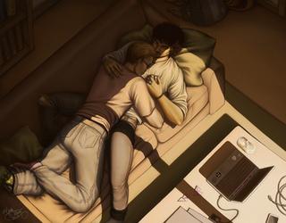 Duerme Gatito by Lienwyn