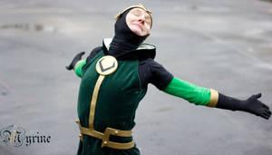 Kid Loki - Sudden Snow