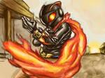 Kamen Rider Wanderer