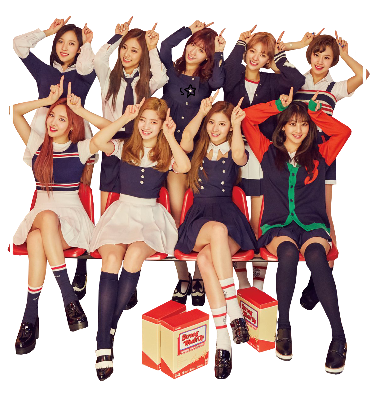TWICE PNG {Signal #2 2017} HD By Soshistars On DeviantArt