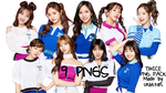 TWICE PNG Pack {One More Time} HQ