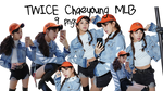 TWICE PNG Pack Chaeyoung {MLB Korea}