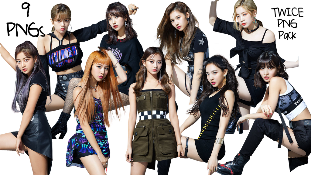 TWICE PNG Pack {BDZ JAPAN 1st ALBUM} by soshistars on DeviantArt
