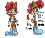 My Sally Redesign