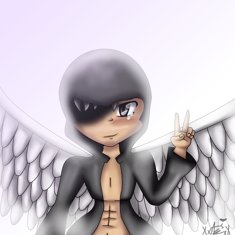 Angel [ Speedpaint ] - YouTube