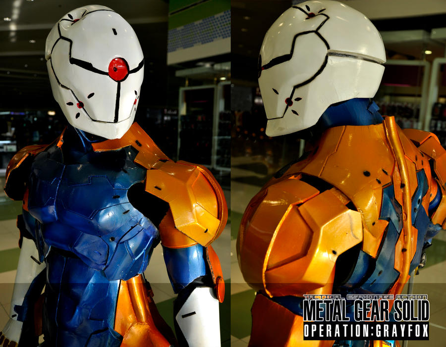 Operation GRAYFOX by Black-Knives-Stalker ... & Operation GRAYFOX by Black-Knives-Stalker on DeviantArt