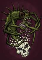 Demon of the mind by wakwham