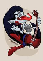 Marceline by wakwham