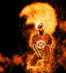 Man on Fire by JOhnnymaggOT