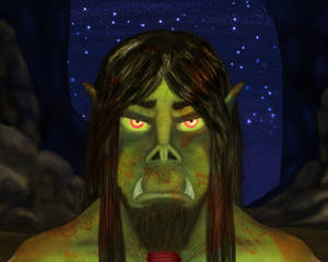 Imish, the Orc