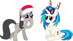 Christmas Special - Octavia and Vinyl