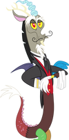 Discord #1  At your service by VaderPL