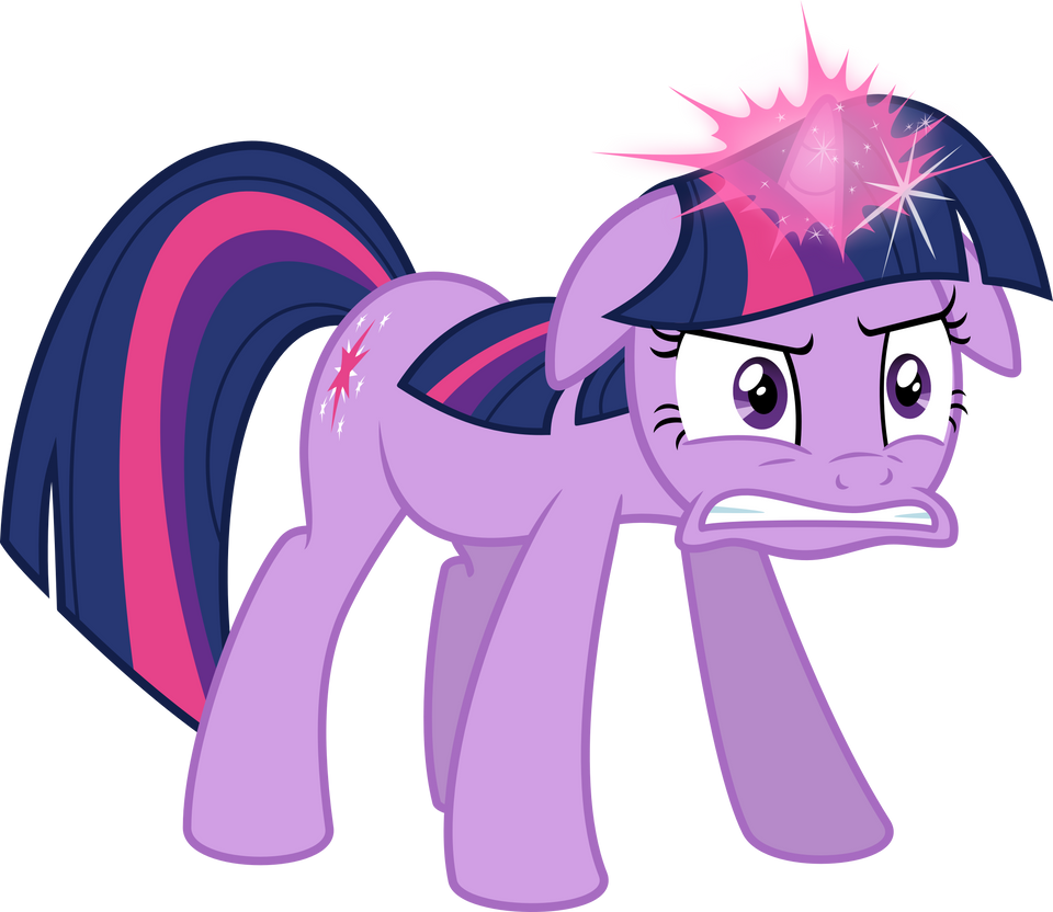 Twilight Sparkle #3  Just a Test?! by VaderPL